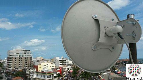 enlace microonda HD por video ip